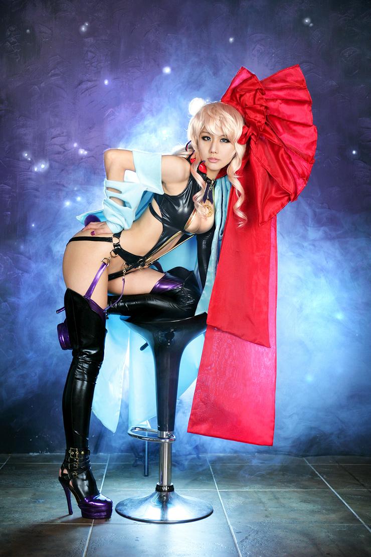 tasha cosplay