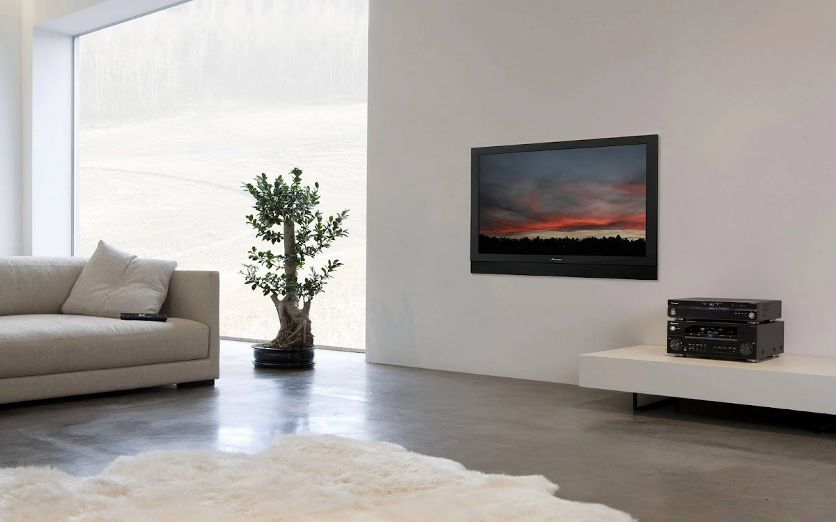 Amazing Living Room Widescreen Wallpaper 13
