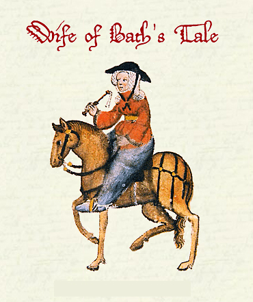 essay on wife of bath canterbury tales