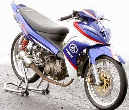40+ Modifikasi Motor Jupiter Z 2014
