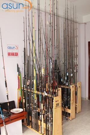 Nơi nào bán cần câu cá uy tín tại TPHCM?