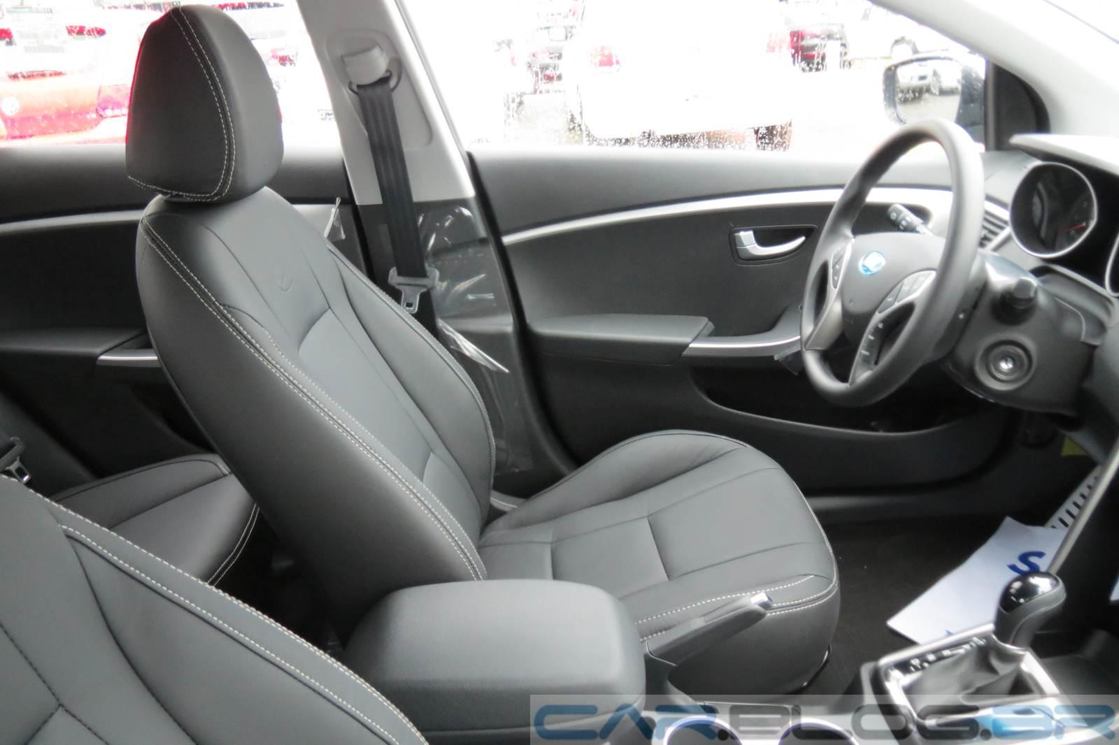 novo Hyundai i30 1.8 2014 - interior