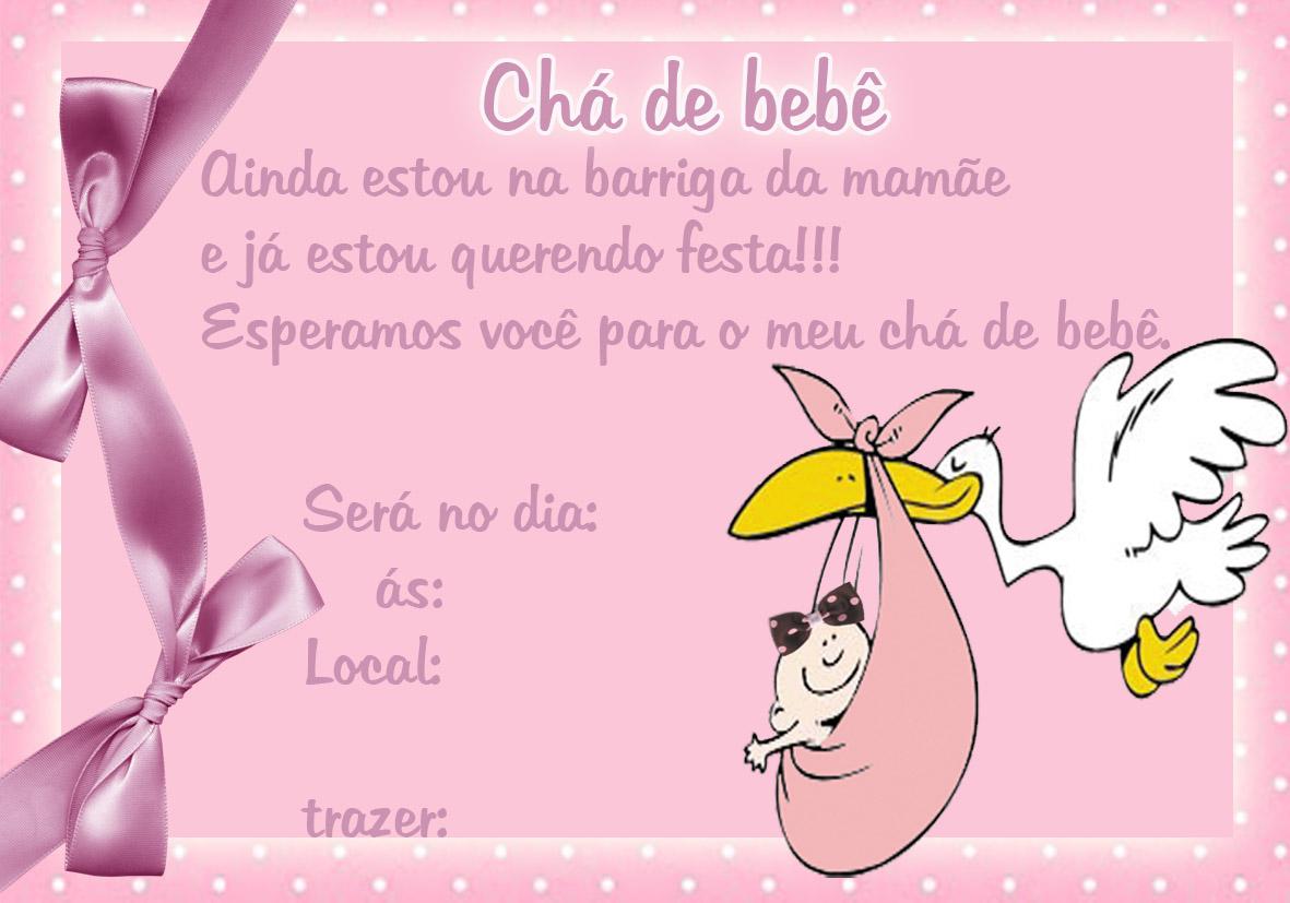 Arts Da Jô Convites E Lembrancinhas De Cha De Bebe
