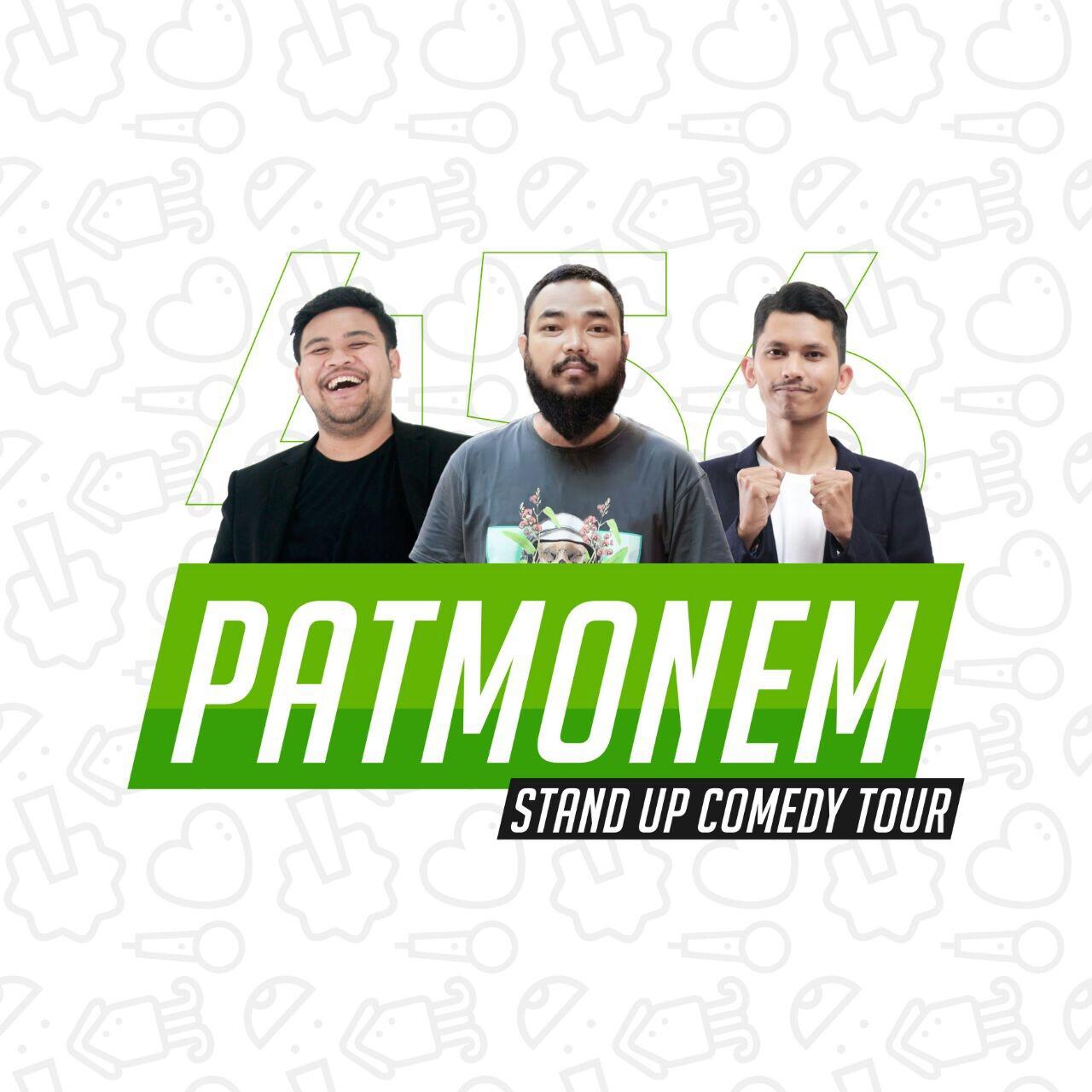 Patmonem tour