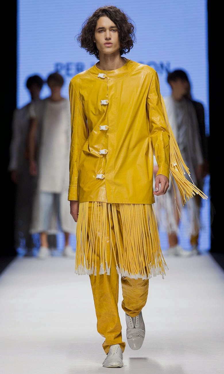 The Swedish School Of Textiles Spring Summer 2015