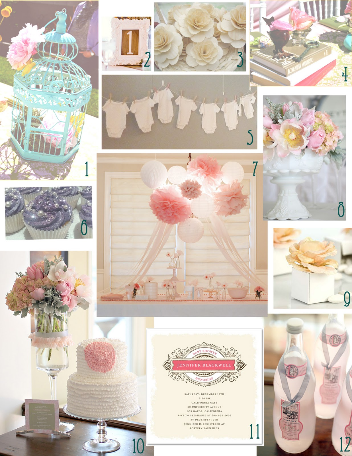 Jae Bee Designs: My best friend's baby shower