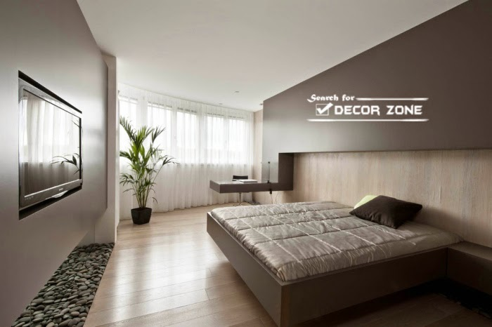 20 master bedroom designs and ideas in neutral colors for Minimalist master bedroom ideas