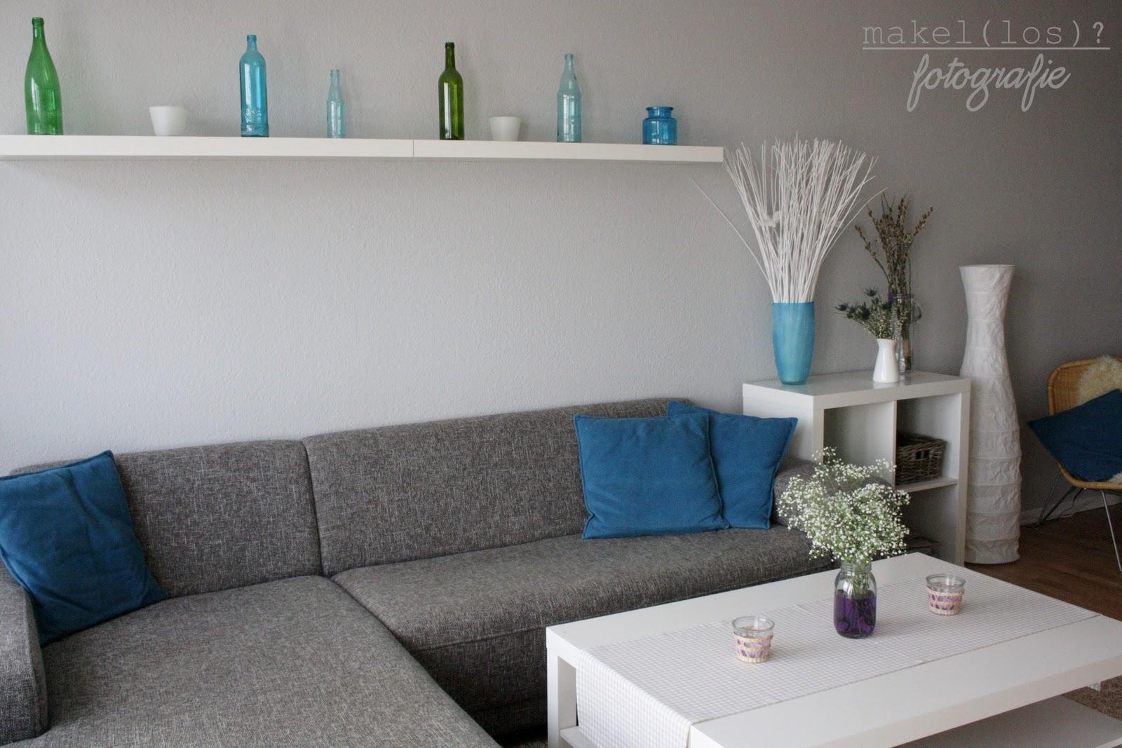 Wohnidee farben grau - Gastezimmer gestalten ...