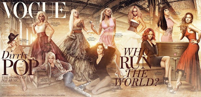 Women of Pop (Vogue)