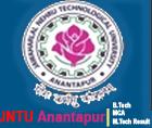 JNTU Anantapur Result 2015 (AP)