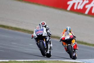 Juara Dunia MotoGP 2012 Jorge Lorenzo