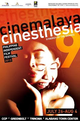 Cinemalaya - Magazine cover