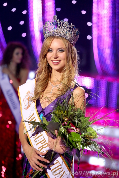 Monika Lewczuk,Miss Supranational 2011