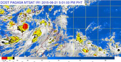 weather, rainy season, Philippines