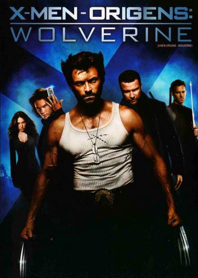 Filme X Men Origens Wolverine Dublado AVI DVDRip