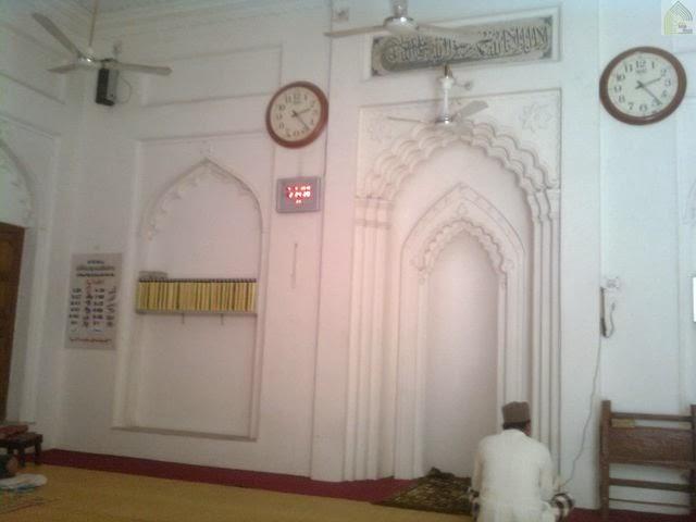 Pandih Bari Masjid - Varanasi - UP