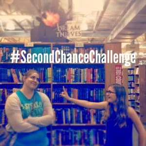 http://www.teenlibrariantoolbox.com/2015/04/secondchancechallenge/