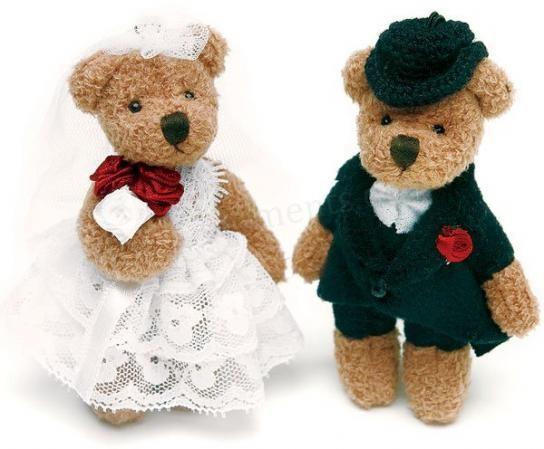 Teddy Bears Love Story game - Didi Games