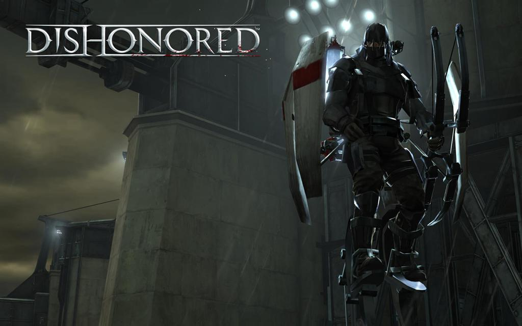 Dishonored HD & Widescreen Wallpaper 0.844157089289495