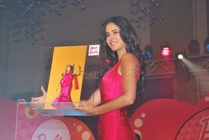 Katrina kaif launches barby doll photos hot images