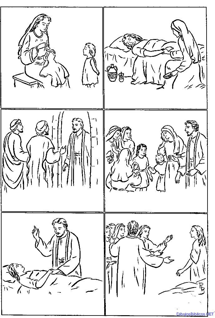 1000 Images About Ecm On Pinterest Sunday School The Dorcas Coloring Page
