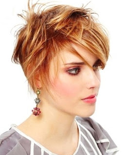 2012 Short Hairstyles Photos