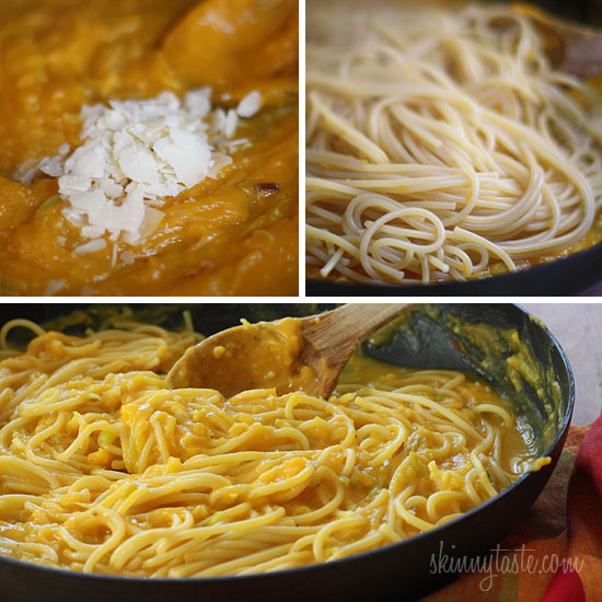 Butternut Squash And Parmesan Pasta With Sage Recipes — Dishmaps