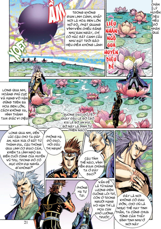 Thiên Tử Truyền Kỳ 5 - Như Lai Thần Chưởng chap 214 - Trang 20