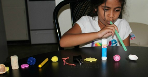 Kids Science Air Experiment