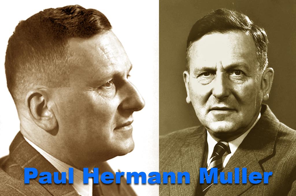 Sejarah penemuan DDT oleh Paul Hermann Muller