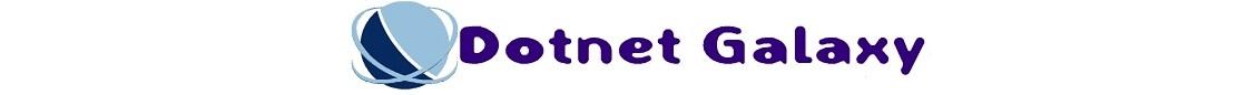 Dotnet Galaxy