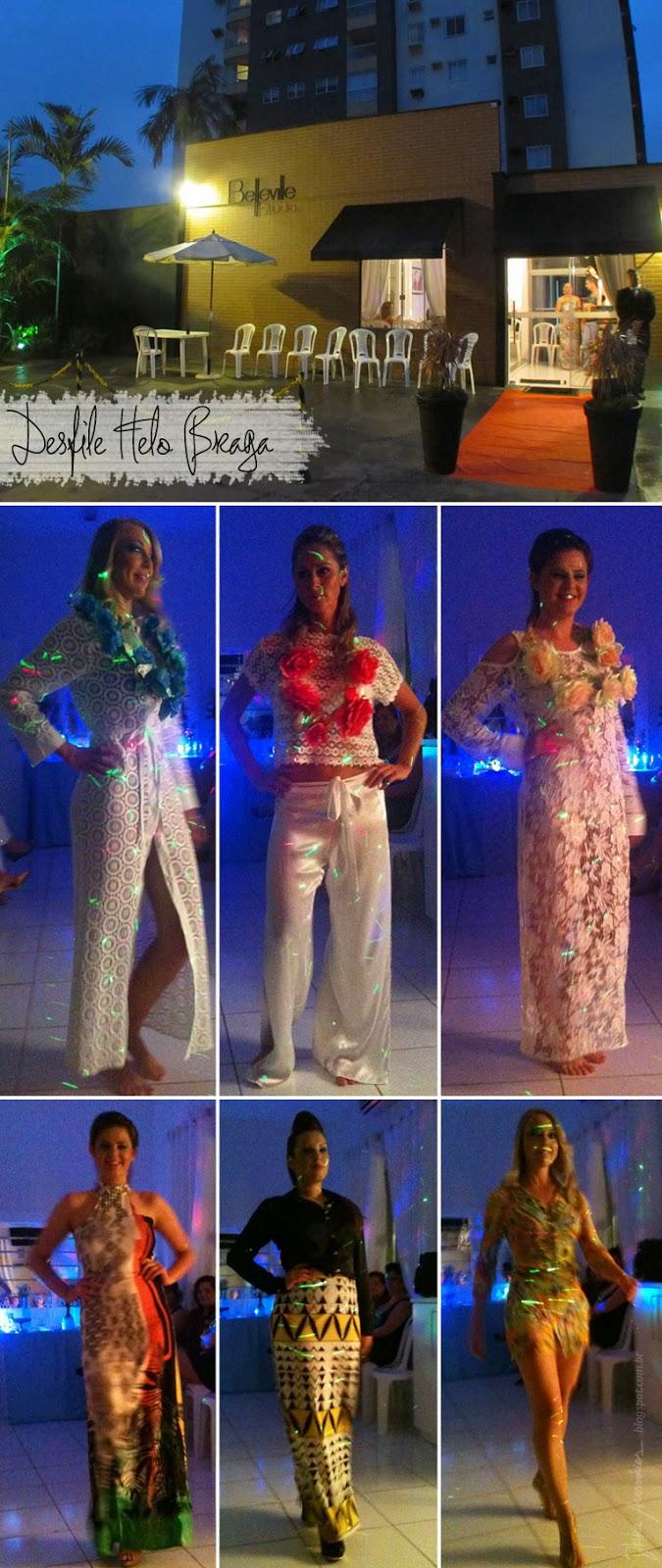 Desfile Helo Braga, Evento, Belleville Studio, Joinville,