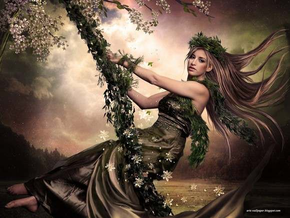 Fantasy Art Wallpaper Elena Dudina Artwork 16