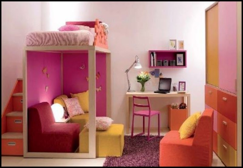 Awesome kids bedroom decorating ideas with modern for M s bedroom furniture