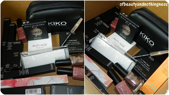 Massive Kiko Cosmetics Sale Haul!