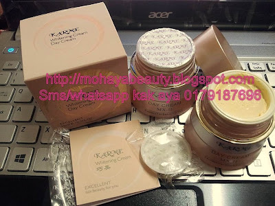 karme whitening skin care