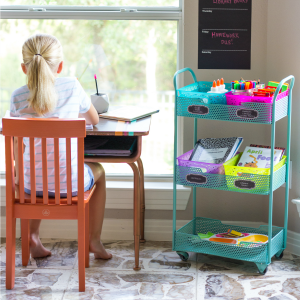 Make a Homework Station!