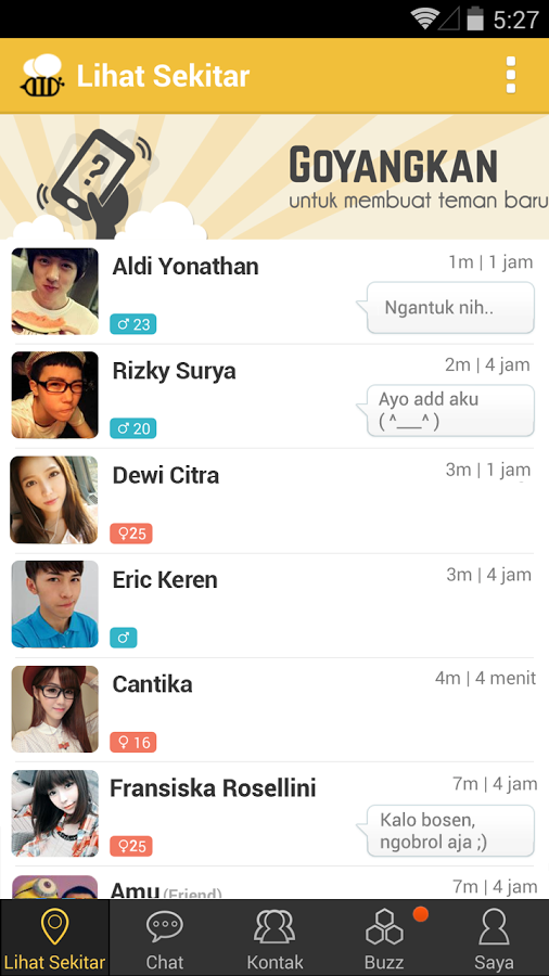 BeeTalk 1.4.3 APK for Android