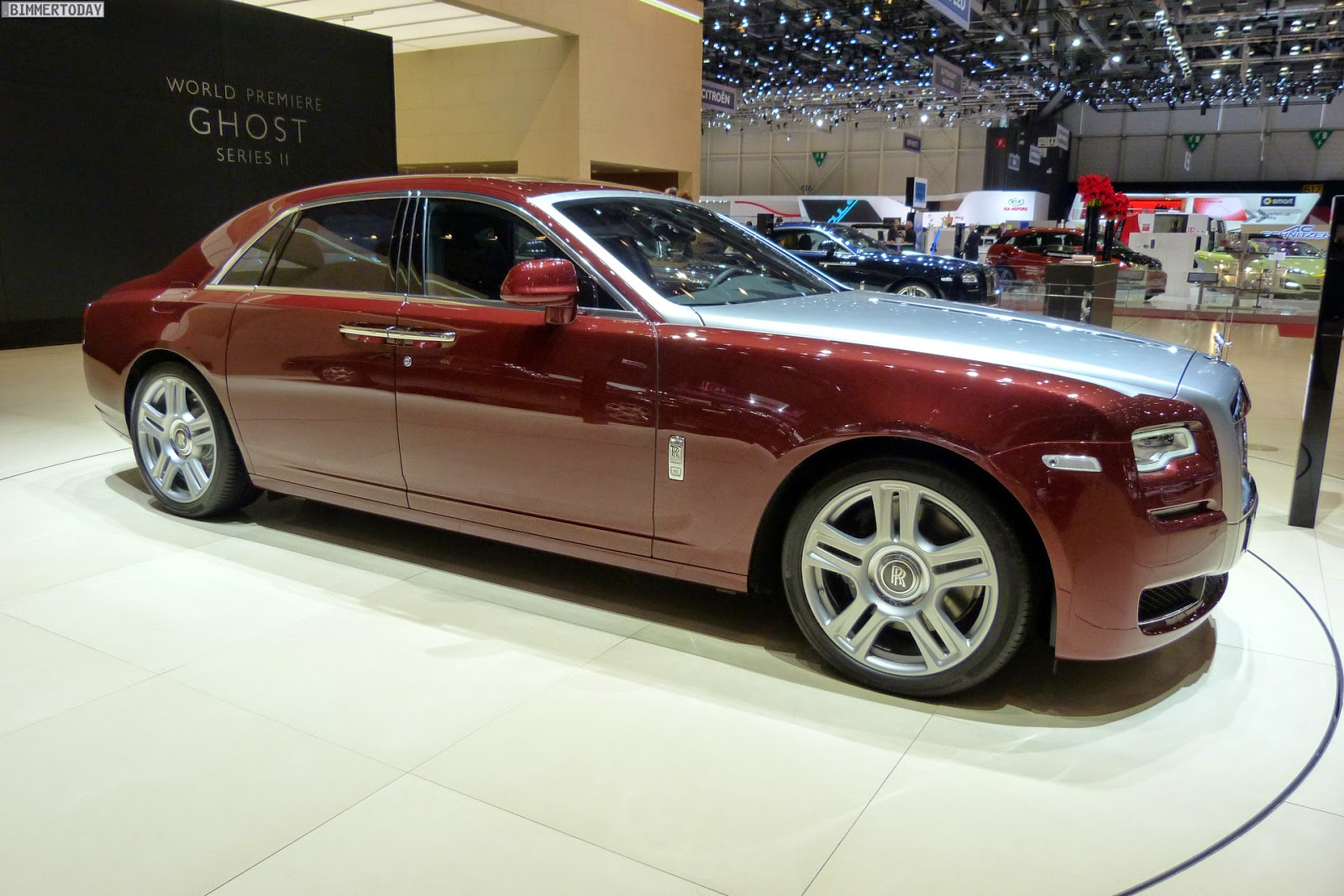 Roll Royce Ghost Series II