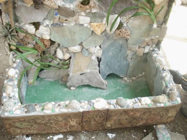 Cromamentales como se fabrica una fuente de caida de agua for Como se fabrica el marmol