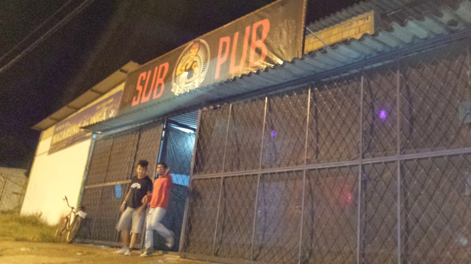 The Sub Pub Venue