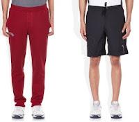 reebok-black-solids-shorts
