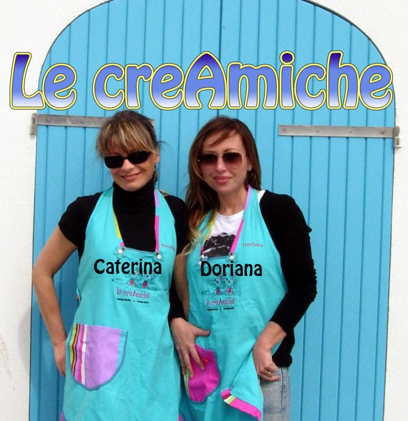 le creAmiche...chi siamo