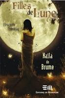 Filles de lune Naila de Brume d'Elisabeth Tremblay