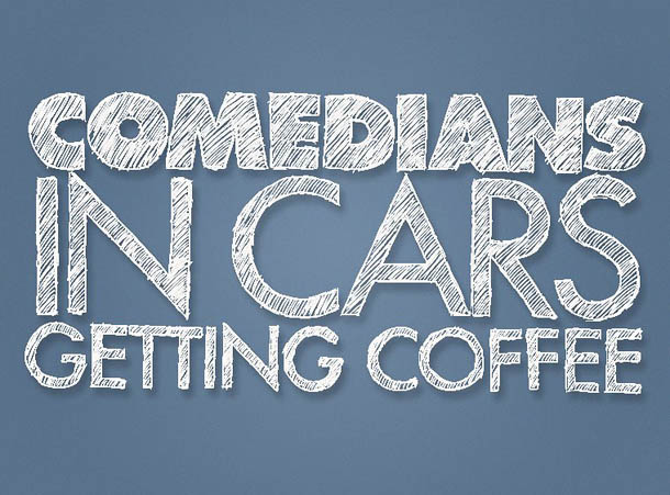 Comedians In Cars Getting Coffee - Jerry Seinfield