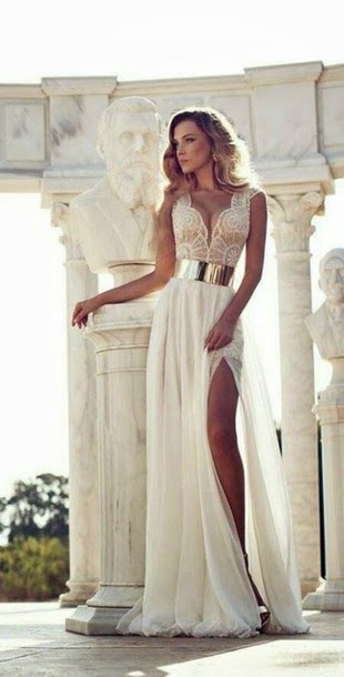 Hot Fashion Pictures: iuoxzl-l-610x610-dress-white-elegance-elegant ...