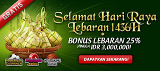 Bonus Lebaran 12BET Indonesia