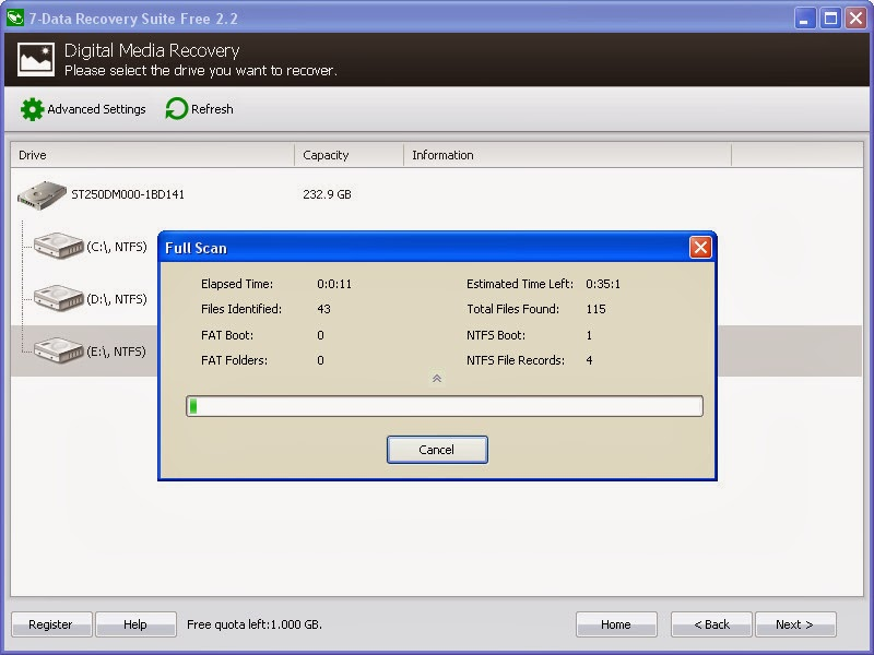Download 7 Data Recovery Suite 2.2