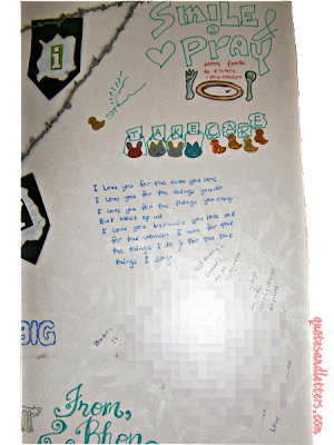 happy 27th birthday letter/card