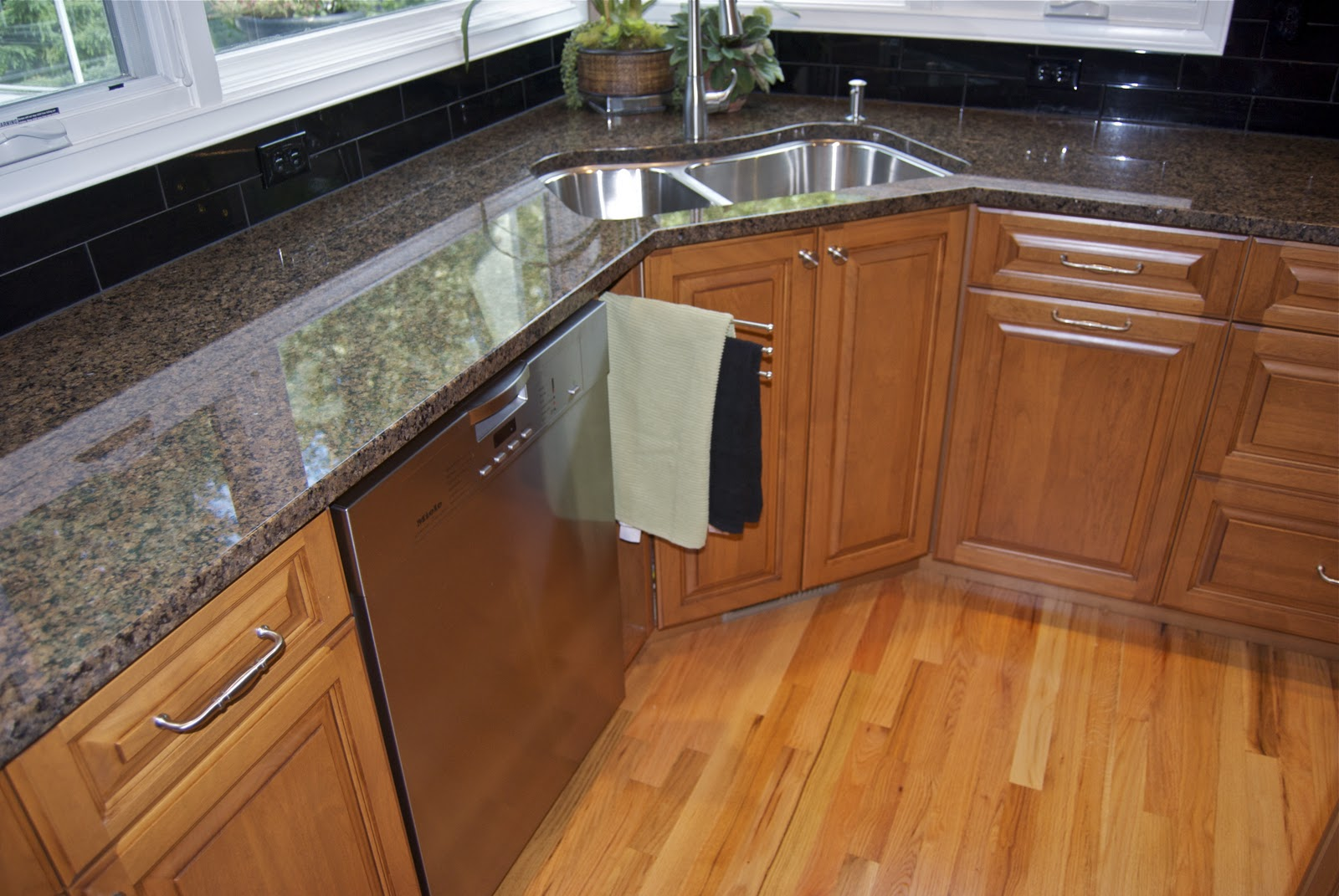 Ordinary Kitchen Corner Sinks Stainless Steel #10: Kitchen Corner Sink Cabinet Design